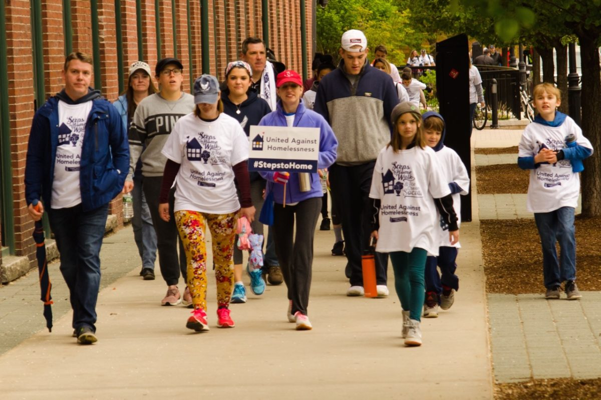 Steps to Home Walkers United Against Homelessness