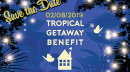 Tropical Getaway Event for Lowell Transitional Living Center Zorba Music Hall