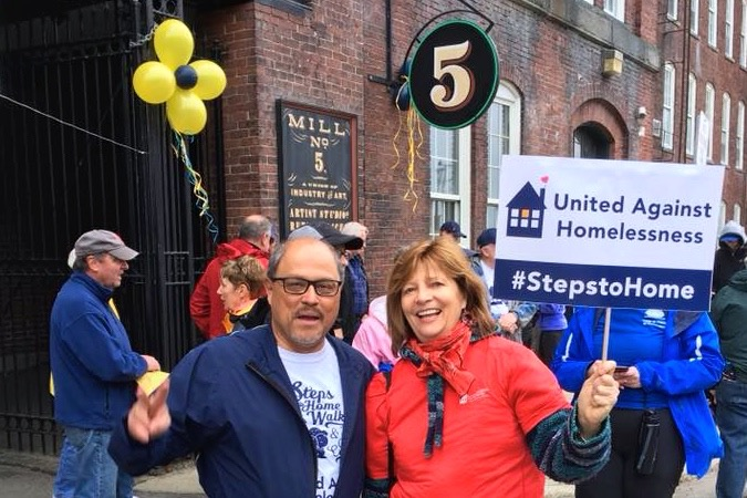 United Against Homelessness!