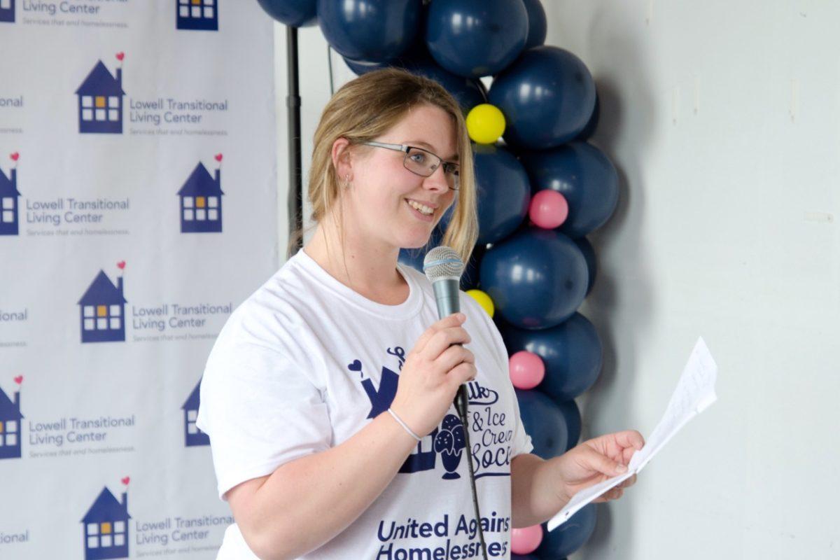 LTLC Development Assistant and Volunteer Coordinator, Ariah Murphy